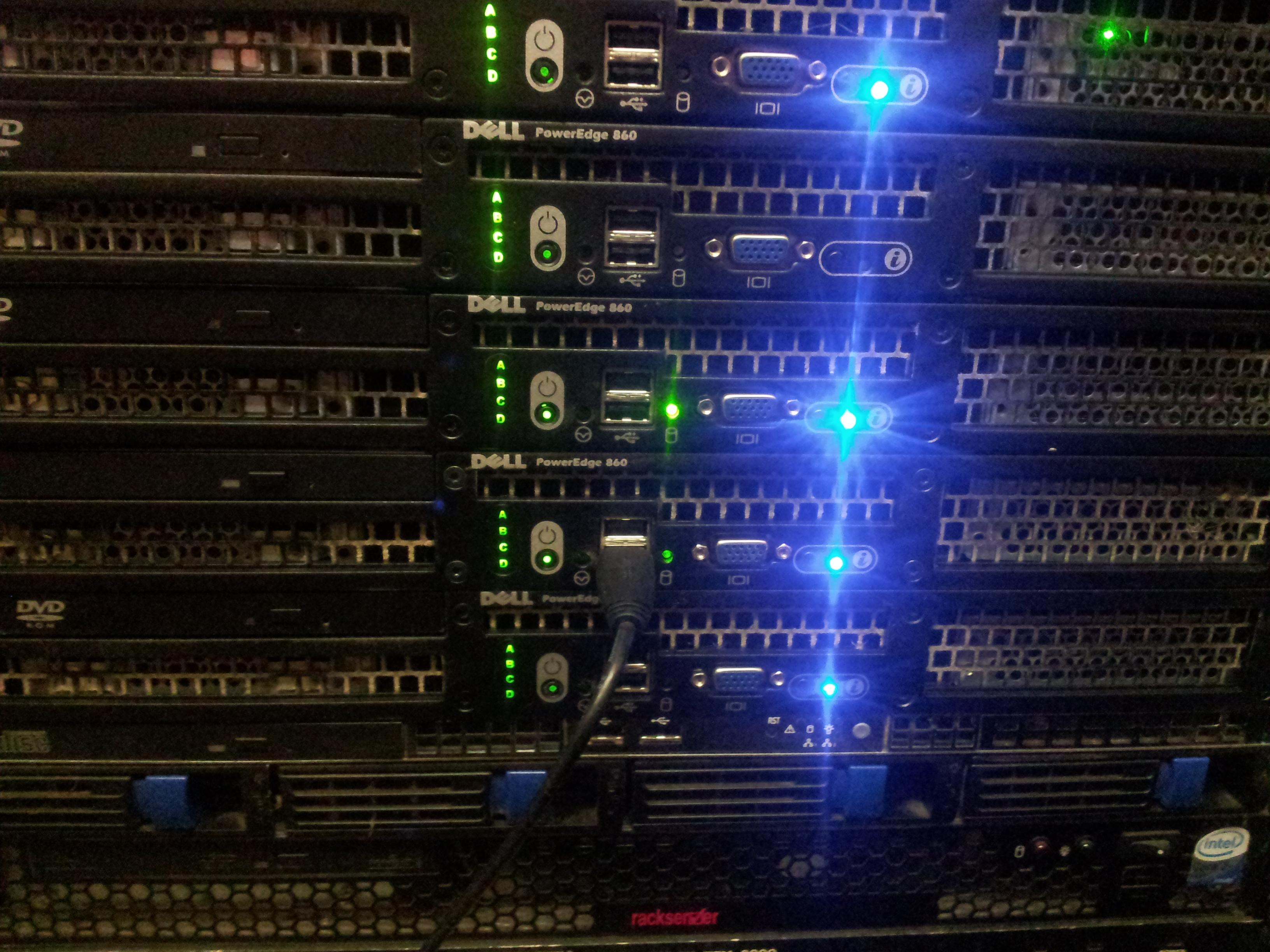 Nieuwe stream server