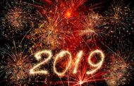 De beste wensen voor een gelukkig muzikaal 2019