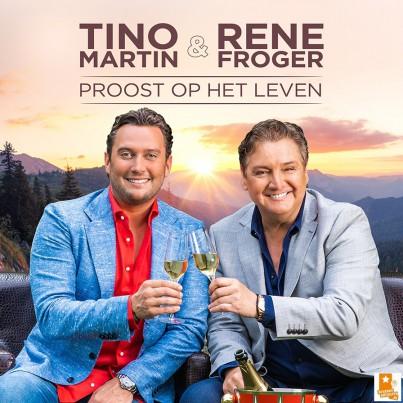 Tino Martin & Rene Froger maken nieuwe single