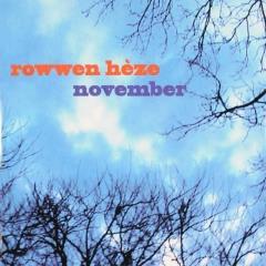 Plaat van de maand: November van Rowwen Heze