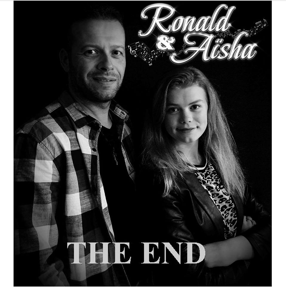 Duo Ronald en Aisha stoppen ermee